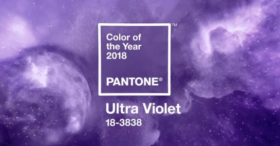 Pantone presents the new color of the year 2018