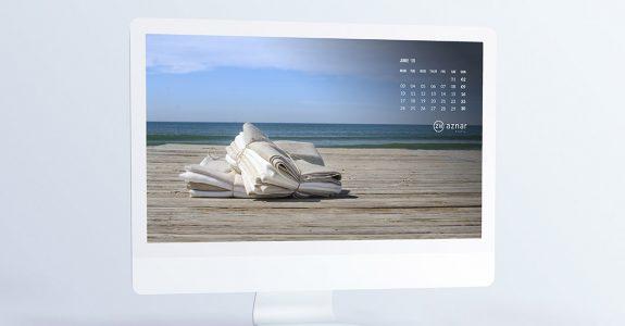 Descarga el calendario del mes de junio