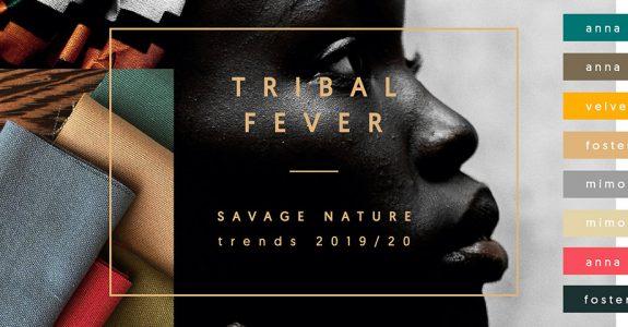 Anna, Tribal fever, Colour Inspiration