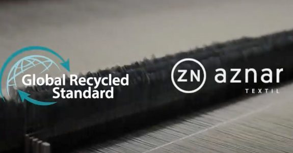 New Global Recycled Standard certification