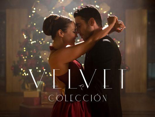 Velvet Colección el Episodio final, Aznar Textil con las series de éxito