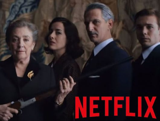 Aznar Textil with Netflix premieres
