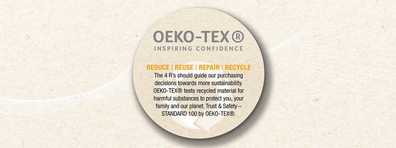 Recycled Oeko-Tex New Certificate